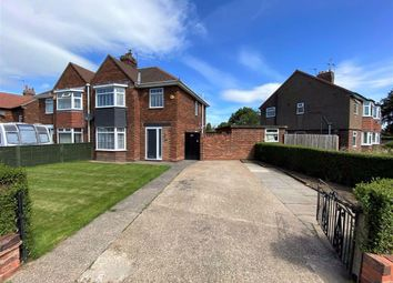 Thumbnail 3 bed semi-detached house for sale in Murham Avenue, Goole