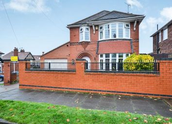 Thumbnail 3 bed detached house for sale in Beech Hill Crescent, Mansfield, Nottinghamshire