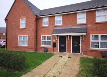 Thumbnail 2 bed terraced house for sale in Snow Crest Place, Stapeley, Nantwich