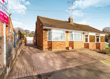 Thumbnail 2 bed detached bungalow for sale in Ashfield Avenue, Raunds, Wellingborough