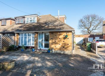 Thumbnail 3 bedroom semi-detached house for sale in Beverley Close, Hornchurch