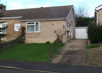 Thumbnail 1 bedroom semi-detached bungalow to rent in Winchester Road, Grantham