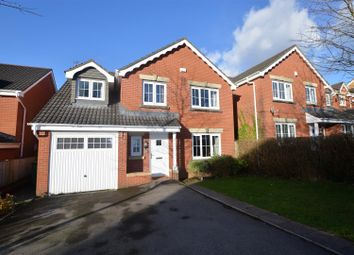Thumbnail 5 bed detached house for sale in Bryn Dewi Sant, Miskin, Pontyclun