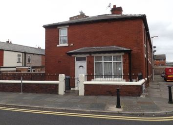 Thumbnail 2 bedroom end terrace house to rent in Warwick Road, Blackpool