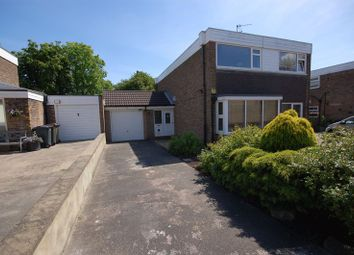 Thumbnail 2 bedroom flat for sale in Woodside Crescent, Forest Hall, Newcastle Upon Tyne