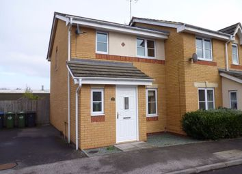 Thumbnail 2 bed semi-detached house to rent in Viaduct Close, Clifton Links, Rugby, Warwickshire