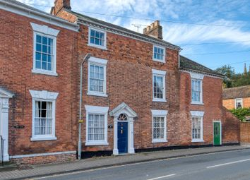Thumbnail 4 bed terraced house for sale in Abbey Place, Defford Road, Pershore, Worcestershire