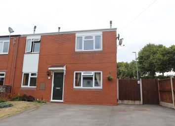 Thumbnail 2 bed town house for sale in Lundy Road, Longton