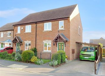 Thumbnail 2 bed semi-detached house for sale in Samuel John Way, Skegness, Lincs