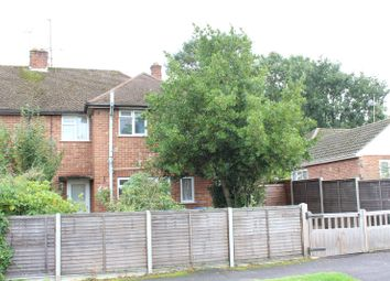 Thumbnail 3 bed semi-detached house for sale in Ryelaw Road, Church Crookham, Fleet