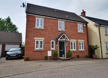 Thumbnail 3 bed detached house for sale in Cannington Road, Witheridge, Tiverton, Devon