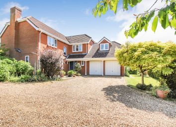 5 bed detached house for sale in Bramble Lane, Sarisbury Green, Southampton SO31