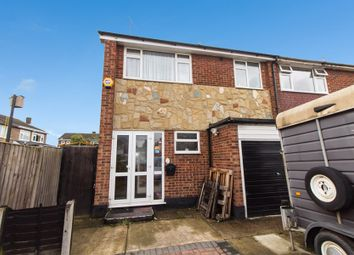 Thumbnail 3 bed end terrace house for sale in St Marks Road, Canvey Island