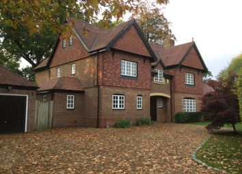 Thumbnail 5 bed detached house to rent in Bywayes, Highclere