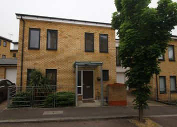 Thumbnail Terraced house for sale in The Rise, Greenhithe