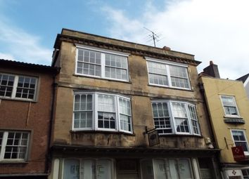 Thumbnail 3 bed flat to rent in Sadler Street, Wells