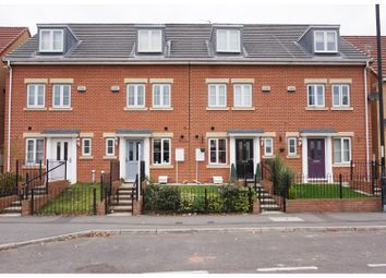 Thumbnail 3 bedroom terraced house for sale in Horncliffe Row, Middlesbrough