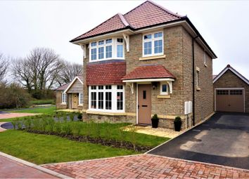 Thumbnail 4 bedroom detached house for sale in Barton Cleave, Barnstaple