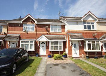 Thumbnail 3 bed terraced house for sale in Larch Grove, Prenton