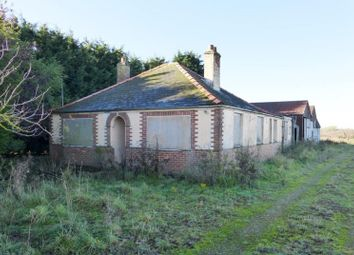 Thumbnail 2 bed farmhouse for sale in Bank View, Sutton Road, Four Gotes, Wisbech, Cambridgeshire