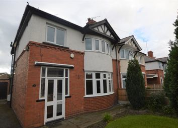 Thumbnail 3 bed semi-detached house to rent in Lache Park Avenue, Chester