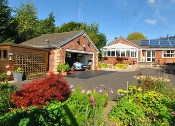 Thumbnail 3 bed detached bungalow for sale in Shaws Garth, Shirdley Hill, Ormskirk, Lancashire.