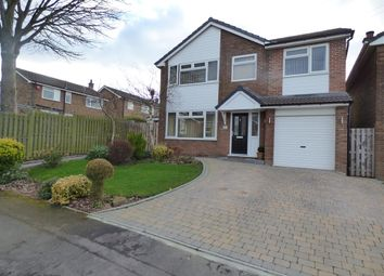 Thumbnail 4 bed detached house to rent in Longridge Road, Brighouse, Huddersfield