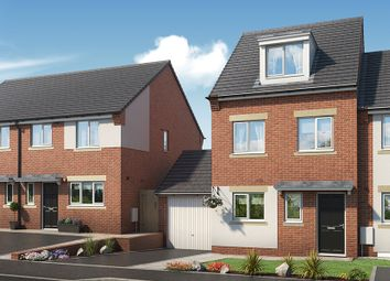 "Thumbnail 3 bed property for sale in ""The Sycamore At The Pinders"" at Coach Road, Throckley, Newcastle Upon Tyne"