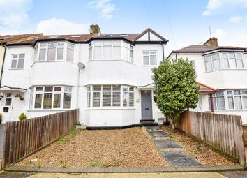 4 bed end terrace house for sale in Egerton Road, New Malden KT3