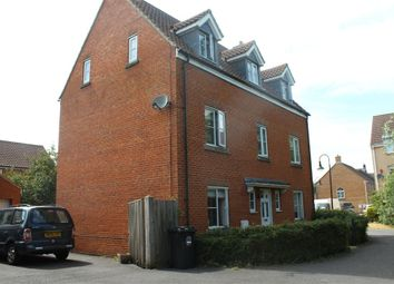 Thumbnail 5 bed detached house for sale in Kempe Way, Weston-Super-Mare, Somerset