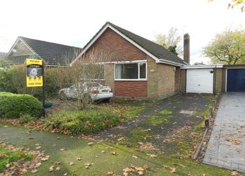 Thumbnail 2 bed bungalow for sale in Cranwell Avenue, Culcheth, Warrington, Cheshire
