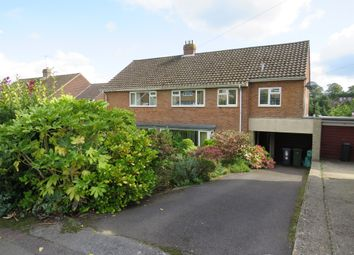 Thumbnail Semi-detached house for sale in Goring Field, Teg Down, Winchester