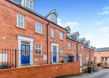 Thumbnail 3 bed terraced house to rent in Wallcroft Gardens, Middlewich