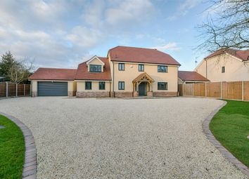 Thumbnail 6 bedroom property for sale in Hoe Lane, Nazeing, Waltham Abbey