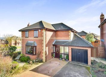 Thumbnail 4 bedroom detached house for sale in Frithwood Crescent, Kents Hill, Milton Keynes