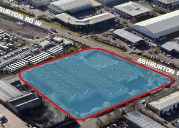 Thumbnail Land to let in Guinness Road, Trafford Park