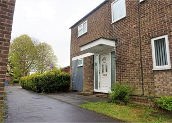 Thumbnail 3 bedroom end terrace house for sale in White Cross, Peterborough