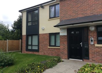 Thumbnail 1 bed flat to rent in Signal Court, Huyton