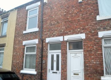 Thumbnail 2 bedroom terraced house to rent in Dorothy Street, Middlesbrough