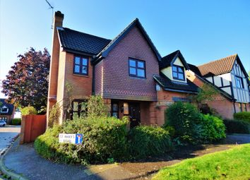 Thumbnail 4 bed detached house for sale in School Lane, Broomfield, Chelmsford