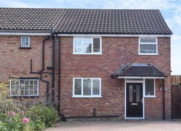 Thumbnail 3 bed semi-detached house for sale in Aldbury Road, Mill End, Hertfordshire
