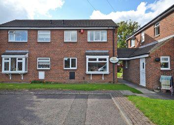 Thumbnail 1 bedroom semi-detached house for sale in Millfields, Ossett