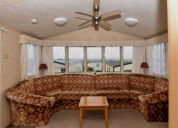 Thumbnail 3 bed mobile/park home for sale in Leysdown Road, Leysdown-On-Sea, Sheerness
