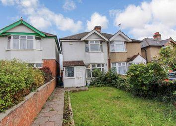 2 bed semi-detached house for sale in Regents Park Road, Regents Park, Southampton SO15