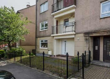 Thumbnail 4 bed flat for sale in Craigpark Street, Clydebank, West Dunbartonshire