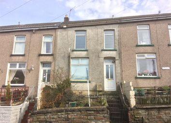 Thumbnail 3 bed terraced house for sale in Oakfield Terrace, Nantymoel, Bridgend, Mid Glamorgan
