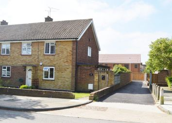 Thumbnail 3 bed duplex for sale in Roseberry Gardens, Upminster