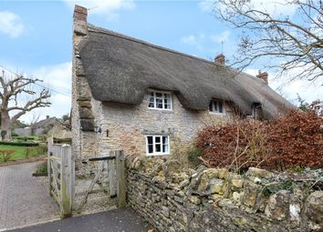 Thumbnail 2 bed end terrace house for sale in Yew Tree Cottages, North Street, Bradford Abbas, Dorset