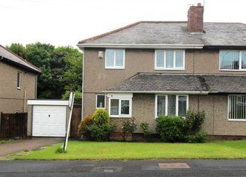 Thumbnail 3 bed semi-detached house for sale in Sea View Villas, Mayfield Grange, Cramlington