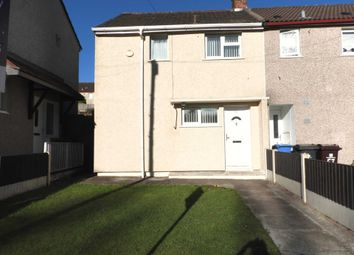 Thumbnail 2 bed end terrace house to rent in Tithebarn Lane, Kirkby, Liverpool